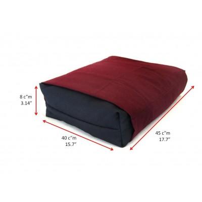 כרית סובה גבוהה לשינה ומדיטציה