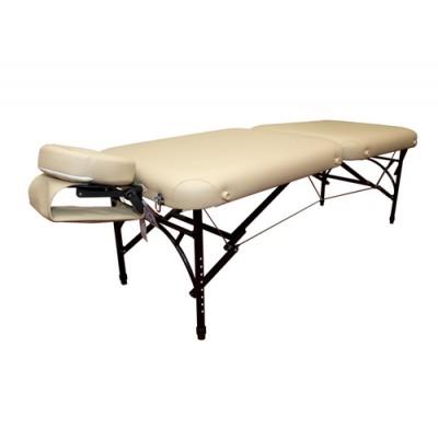 מיטת טיפולים מאלומיניום TR70 קלה במיוחד