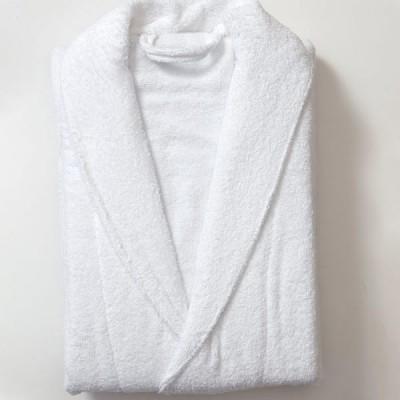 חלוק רחצה מבד מגבת